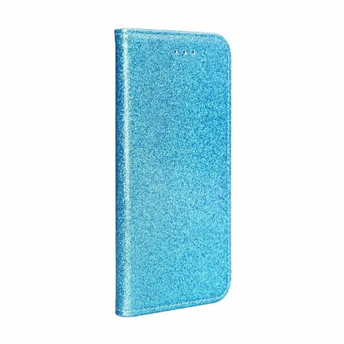 SHINING Book for Apple iPhone pro max light blue