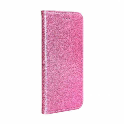SHINING Book for Samsung S20 light pink