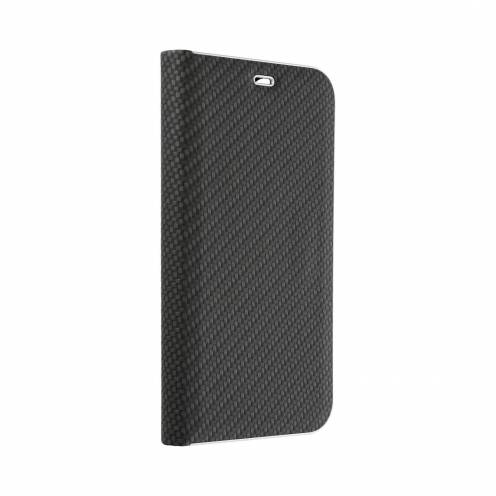 Luna Carbon for Samsung J6+ (J6 Plus) black