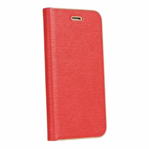 Luna Book for Apple iPhone 6 red