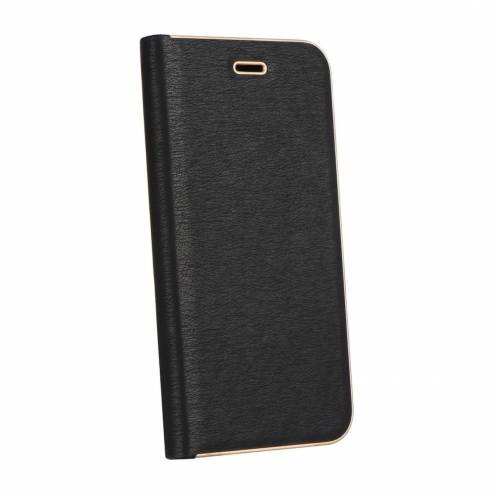 Luna Book for Apple iPhone Xs black