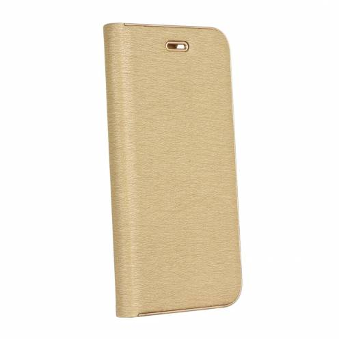 Luna Book for Apple iPhone X gold