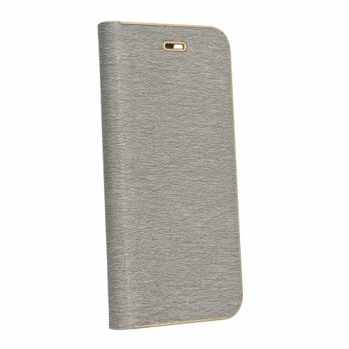 Luna Book for Apple iPhone 6 silver