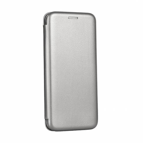 Book Forcell Elegance for Huawei P40 Lite E grey