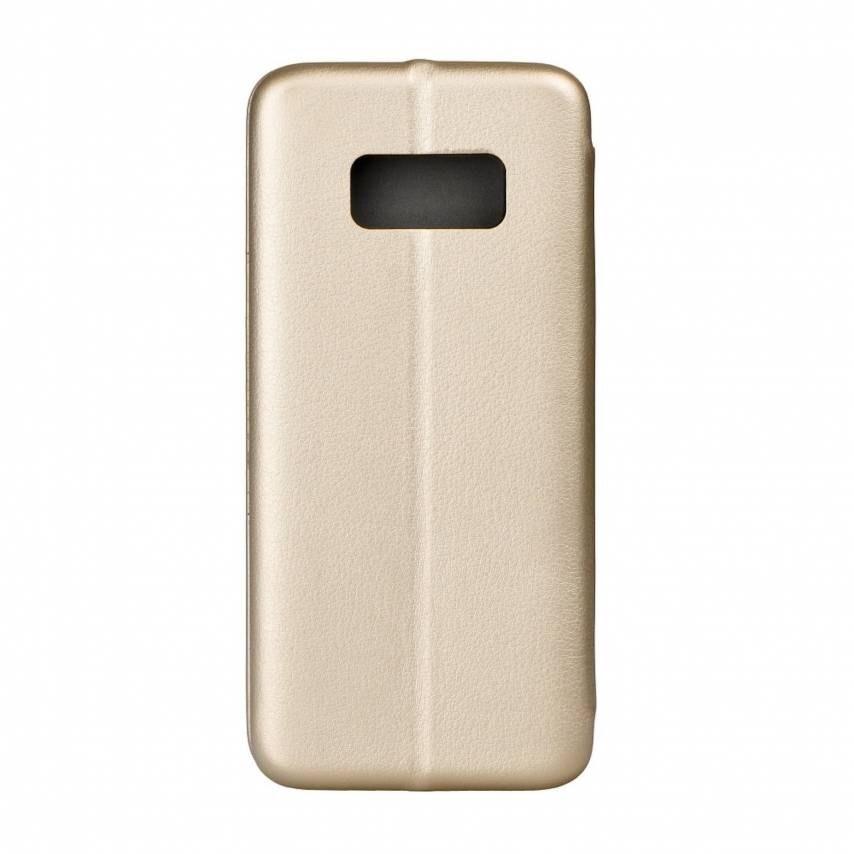 Book Forcell Elegance for Samsung A40 gold