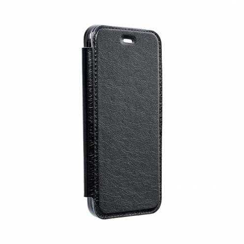 Forcell ELECTRO BOOK case for Samsung A40 black