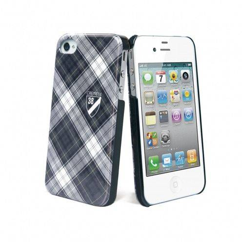 Cremieux 38 ® Fashion Back Case black iPhone 4 S/4