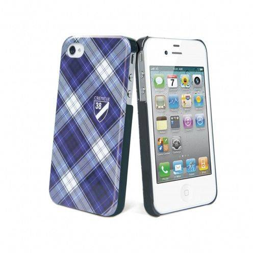 Cremieux 38 ® Fashion Back Case blue iPhone 4 S/4