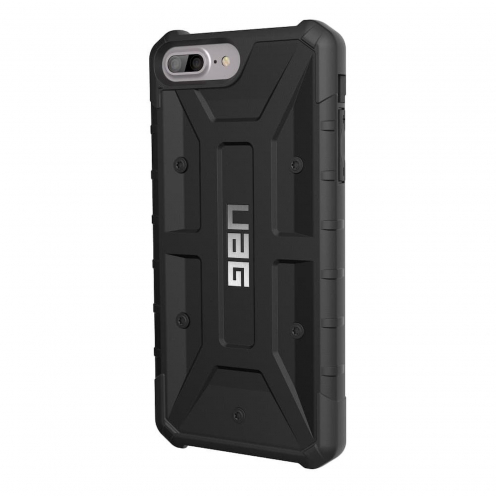Urban Armor Gear® iPhone 6 Plus / 7 Plus / 8 Plus Shockproof Case - UAG Pathfinder Noir