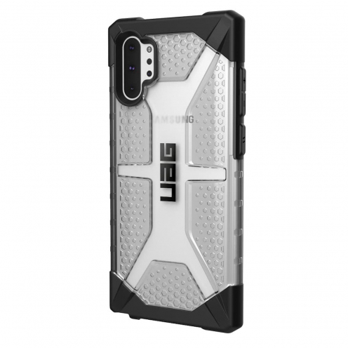 Urban Armor Gear® Galaxy Note 10 Plus Shockproof Case - UAG Plasma Transparent