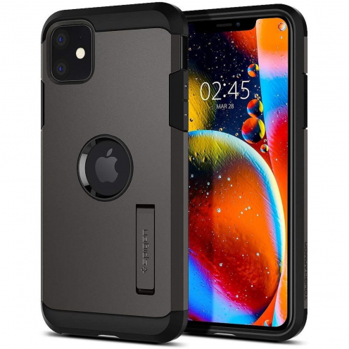 SPIGEN Tough Armor for Iphone 11 PRO Max ( 6.5 ) gunmetal