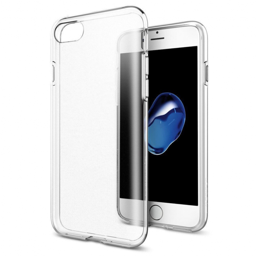 SPIGEN Liquid Crystal SAMSUNG A40 transparent