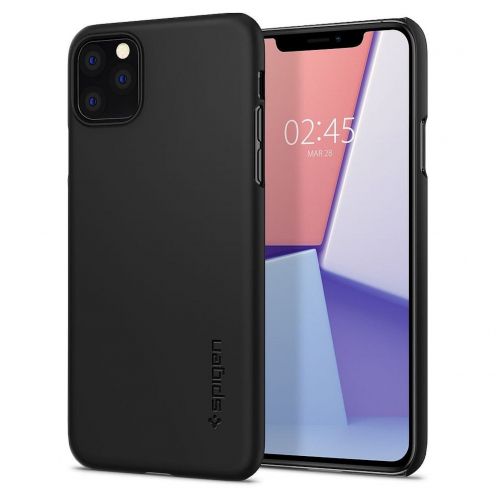 SPIGEN Thin Fit do Iphone 11 PRO Max black