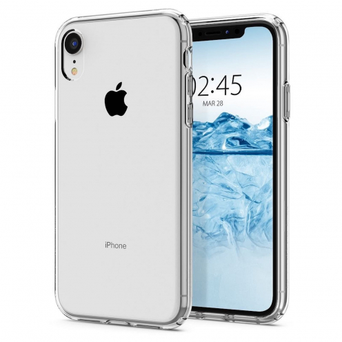 SPIGEN Liquid crystal for Iphone XR glitter crystal