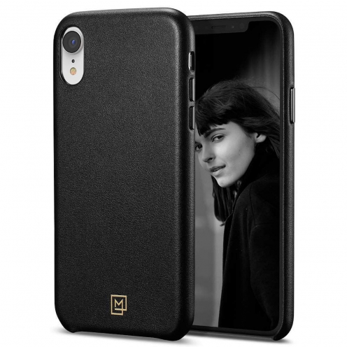 SPIGEN La Manon Calin for Iphone XR chick black