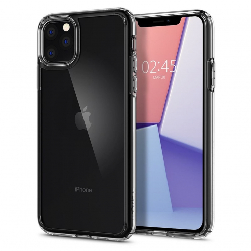 SPIGEN Ultra Hybrid for Iphone 11 PRO Max ( 6.5 ) transparent