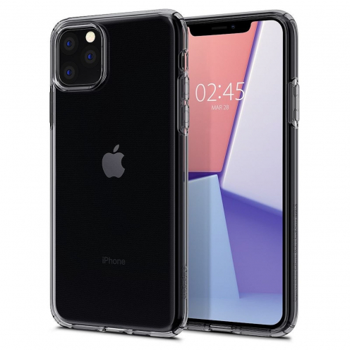 SPIGEN Liquid Crystal for Iphone 11 PRO Max ( 6.5 ) space crystal