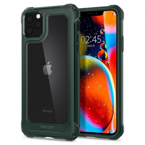 SPIGEN Gauntlet Iphone 11 PRO Max ( 6.5 ) hunter vert