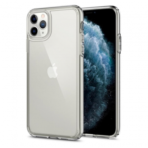 SPIGEN Crystal Hybrid for Iphone 11 PRO Max ( 6.5 ) crystal clear
