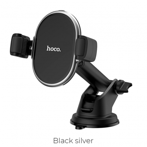 HOCO car holder with wireless charger Rich power S12
