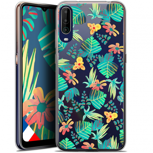 """Extra Slim Gel Wiko View 4 (6.5"""") Case Spring Tropical"""