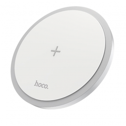 HOCO Wireless fast charger CW26 Powerful 15W white