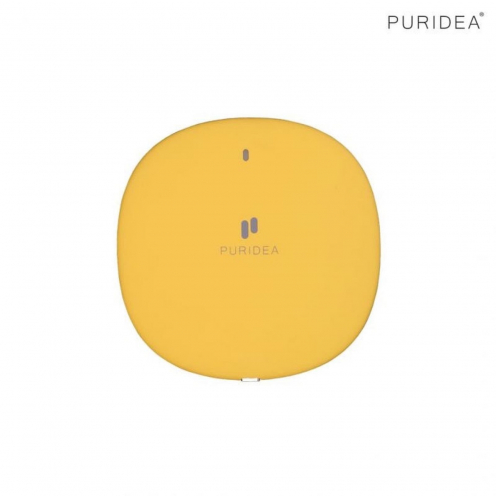Fast Wireless Charger Qi M01 10W Puridea Yellow