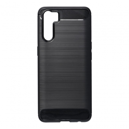 Forcell CARBON Case for Oppo Reno 3 black