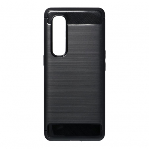 Forcell CARBON Case for Oppo Find X2 Pro black