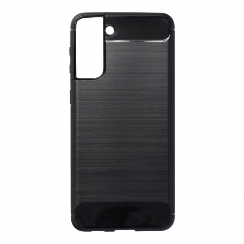 Forcell CARBON Case for Samsung Galaxy S21 Plus black