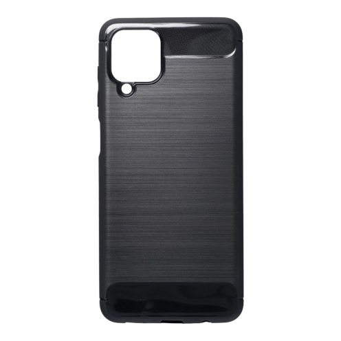 Forcell CARBON Case for Samsung Galaxy A12 black