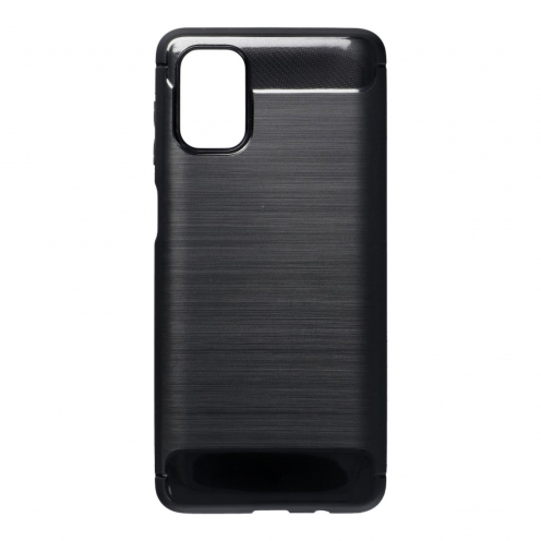 Forcell CARBON Case for Samsung Galaxy M51 black