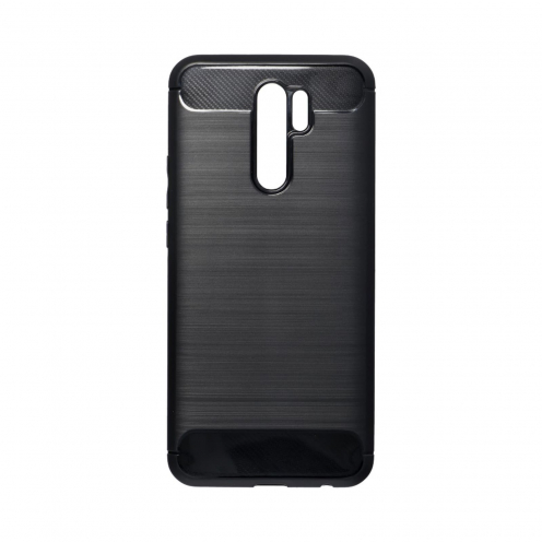 Forcell CARBON Case for Xiaomi Redmi 9 black