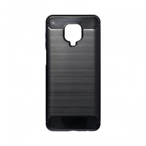 Forcell CARBON Case for Xiaomi Redmi NOTE 9 PRO MAX black