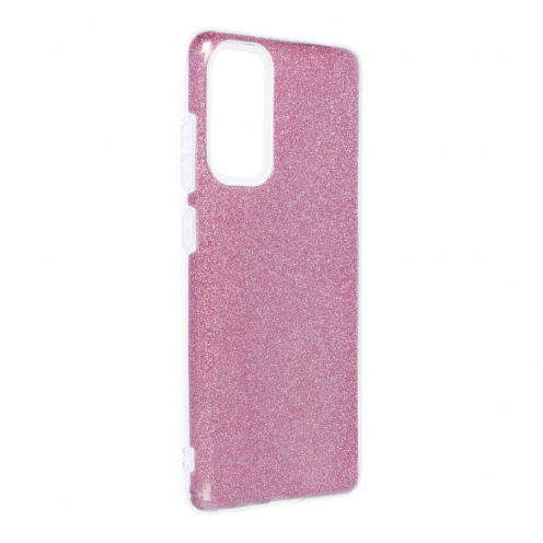 Forcell SHINING Case for Samsung Galaxy S20 FE / S20 FE 5G pink