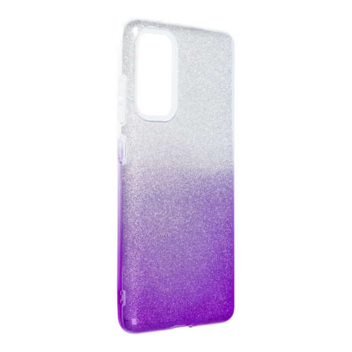 Forcell SHINING Case for Samsung Galaxy S20 FE / S20 FE 5G clear/violet