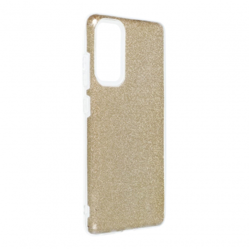 Forcell SHINING Case for Samsung Galaxy S20 FE / S20 FE 5G gold
