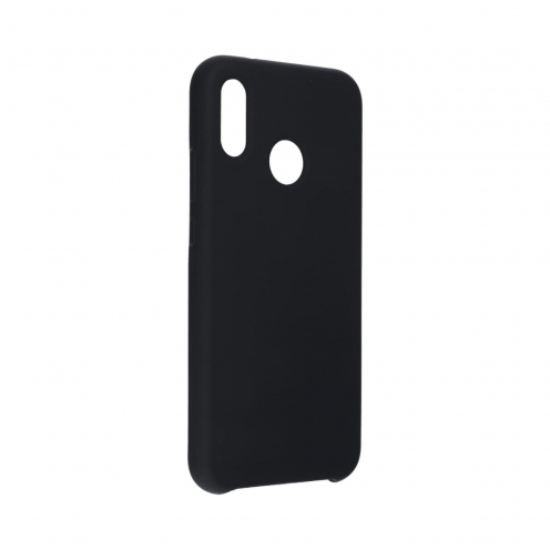 Forcell Silicone Case for Huawei P20 Lite black