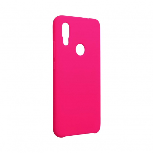Forcell Silicone Case for Xiaomi Redmi 7 hot pink