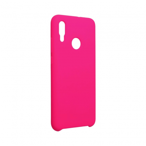 Forcell Silicone Case for Huawei P Smart 2019 pink (21)