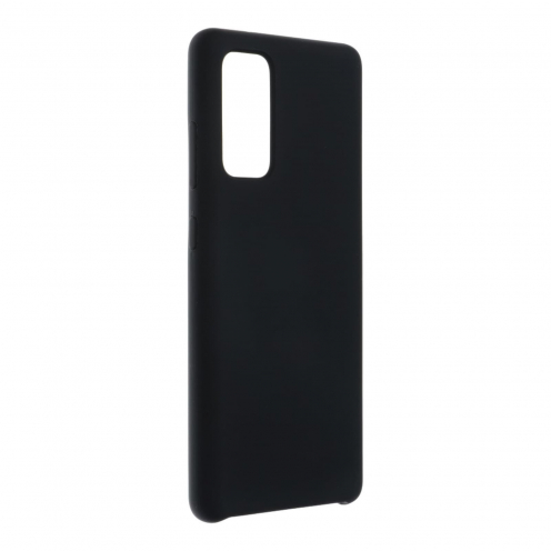 Forcell Silicone Case for Samsung Galaxy S20 FE / S20 FE 5G black