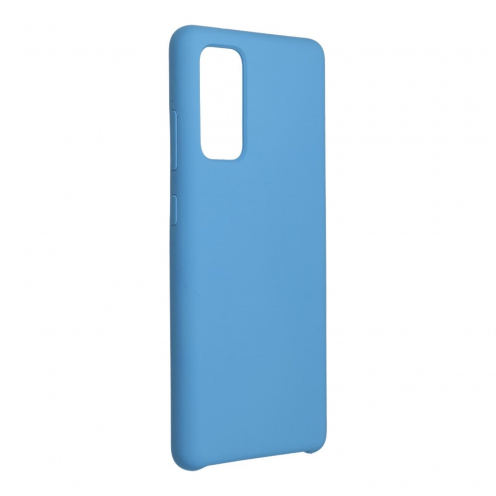 Forcell Silicone Case for Samsung Galaxy S20 FE / S20 FE 5G dark blue