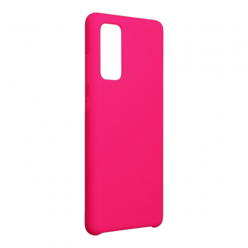 Forcell Silicone Case for Samsung Galaxy S20 FE / S20 FE 5G hot pink