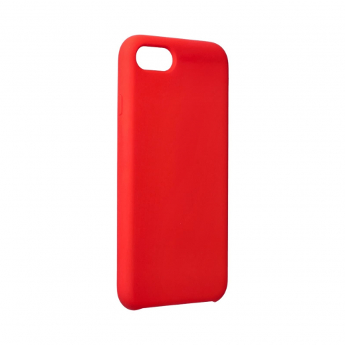 Forcell Silicone Case for iPhone 7 / 8 Rouge (without hole)