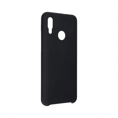 Forcell Silicone Case for Huawei P Smart 2019 black