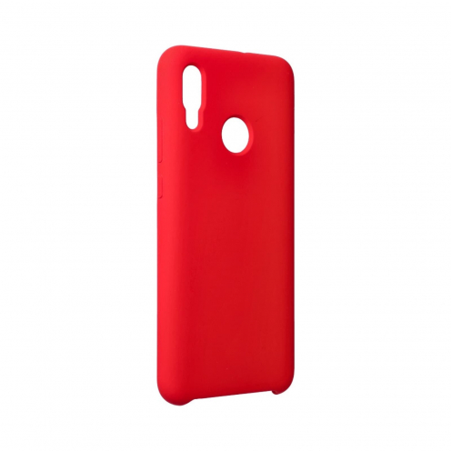 Forcell Silicone Case for Huawei P Smart 2019 Rouge