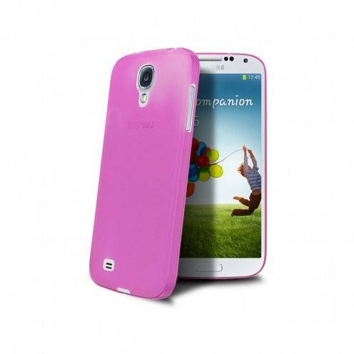 Ultra thin Case 0.3 mm Frost for Samsung Galaxy S4 Pink