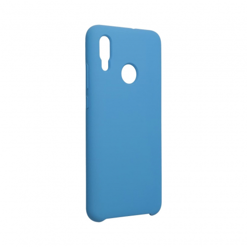 Forcell Silicone Case for Huawei P Smart 2019 blue