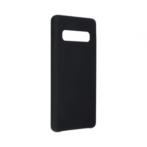 Forcell Silicone Case for Samsung Galaxy S10 black