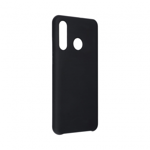 Forcell Silicone Case for Huawei P30 Lite black